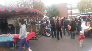 Queen's Park Farmer's Market